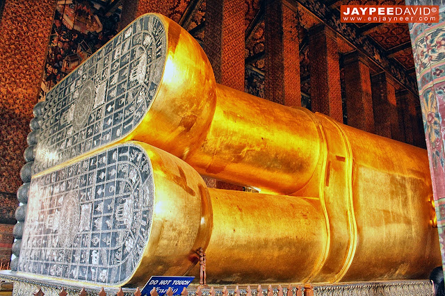 Wat Pho, Bangkok, Thailand, Reclining Buddha, Phra Nakhon district, Wat Phra Chettuphon Wimon Mangkhlaram Ratchaworamahawihan, birthplace of traditional Thai massage, Asia, culture