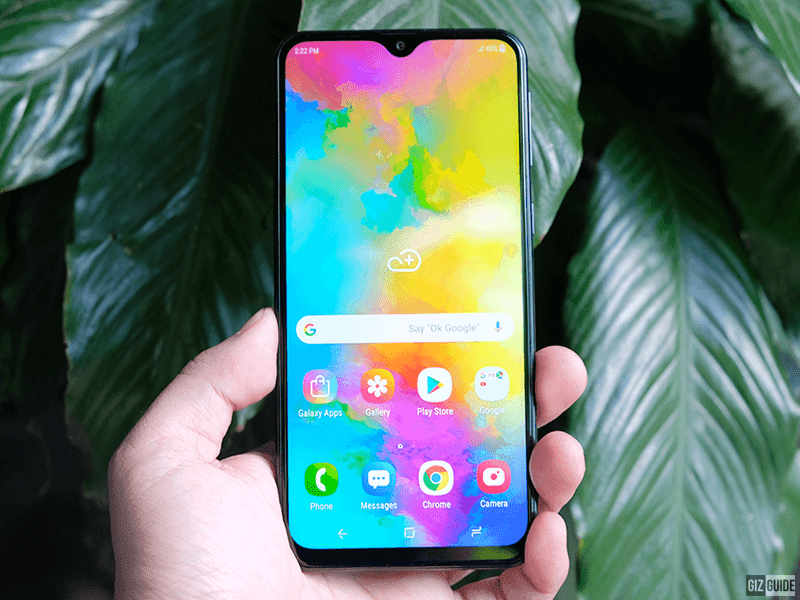 Samsung Galaxy M20 arrives in the Philippines!