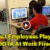 """DOTA Pa More!"" Government Employees Playing Online Games At Work Fired!"