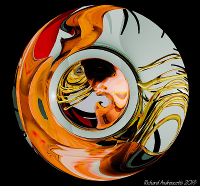 Irish Artist abstract art