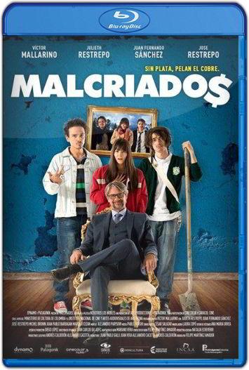 Malcriados (2016) HD 1080p y 720p Latino