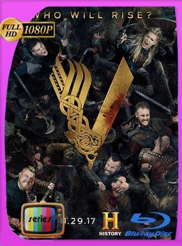 Vikingos Temporada 1-2-3-4-5HD [1080p] Latino [GoogleDrive] SilvestreHD