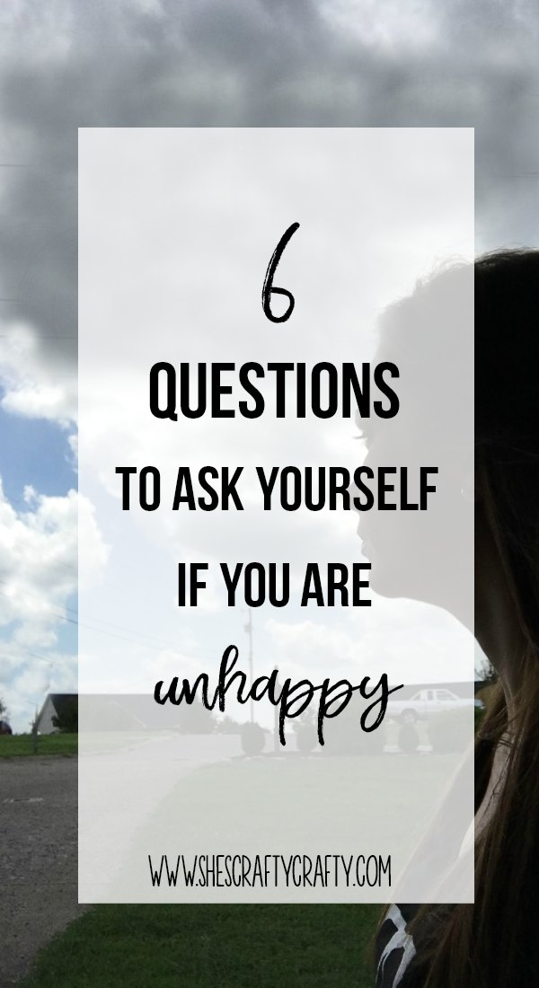 unhappy, sad, frustrated, questions, self help