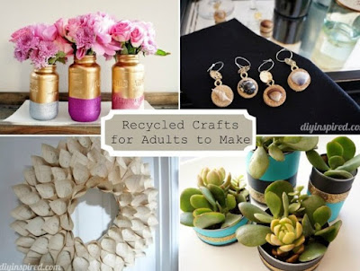 Cheap DIY Crafts For Adults