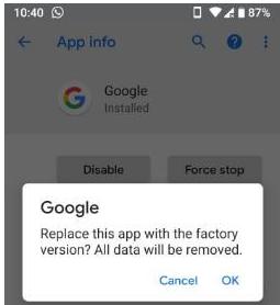 Cuaca tidak muncul di layar kunci P android, Begini Cara memperbaiki