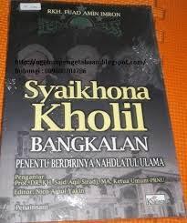 Jual Buku Syaikhona Kholil Bangkalan | Toko Buku Aswaja Yogyakarta