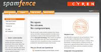 eXpurgate - Free Spam Filtering Service Spamfence
