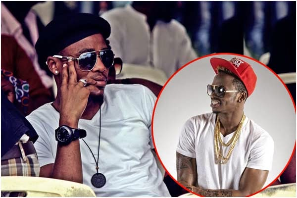 Alikiba and Dimaond Platnumz