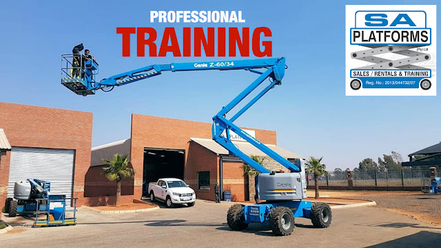 SA Platforms - Mobile Lifting Platforms Training