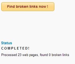 Cara Cek Broken Link