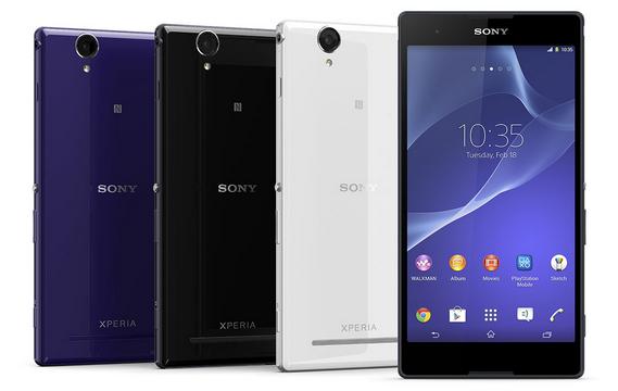 Kelebihan dan kekurangan Sony Xperia T2 Ultra