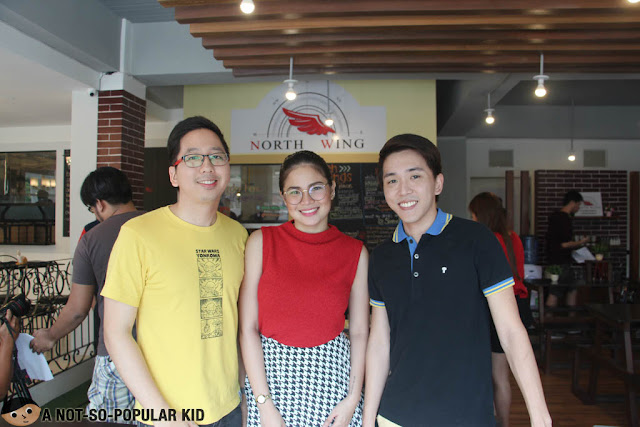 A Not-So-Popular Kid with Louise delos Reyes and the Chef of North Wing