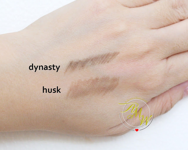 a photo of Eye of Horus Dual Brow Perfect in Dynasty and Husk