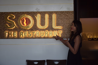 Deepika Kakkar at Soul Restaurant