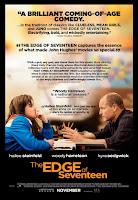 edge of seventeen poster