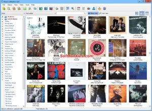 Music Collection Download for Windows, Music Collection Software, Music Collection Database