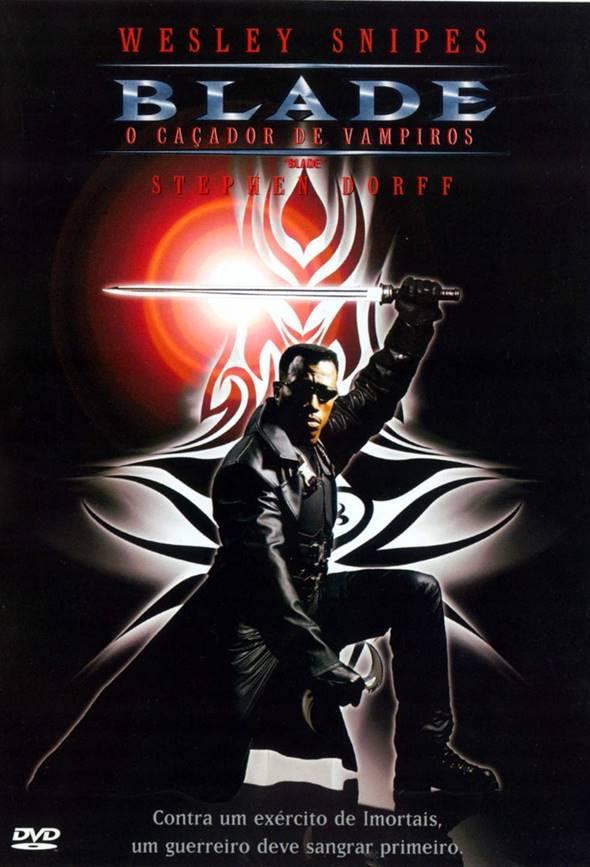 Filme Blade - O Caçador de Vampiros Dublado