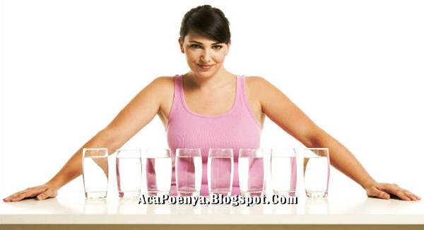 Minum Air 8 Gelas Sehari