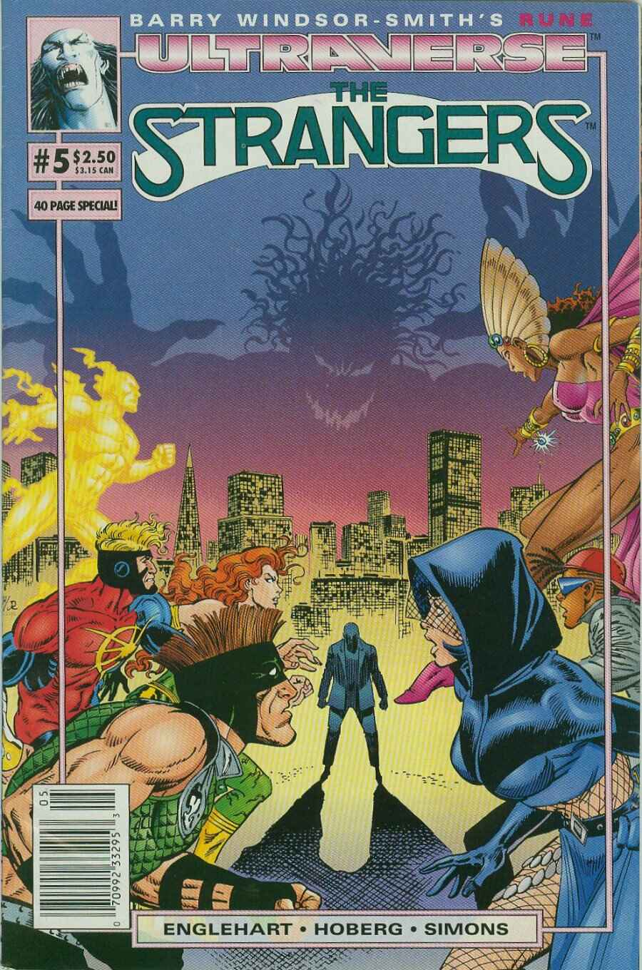 Stranger than fiction from comics to