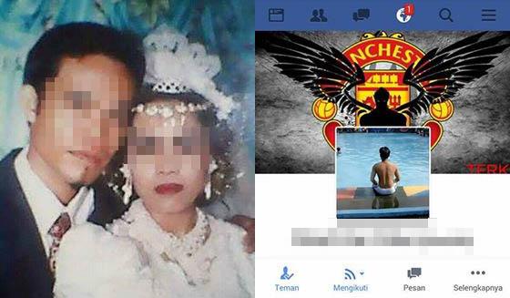 Karena Selingkuh Sesama BMI, Laki - Laki Ini Tega Menceraikan Istrinya Sepulang Dari Taiwan