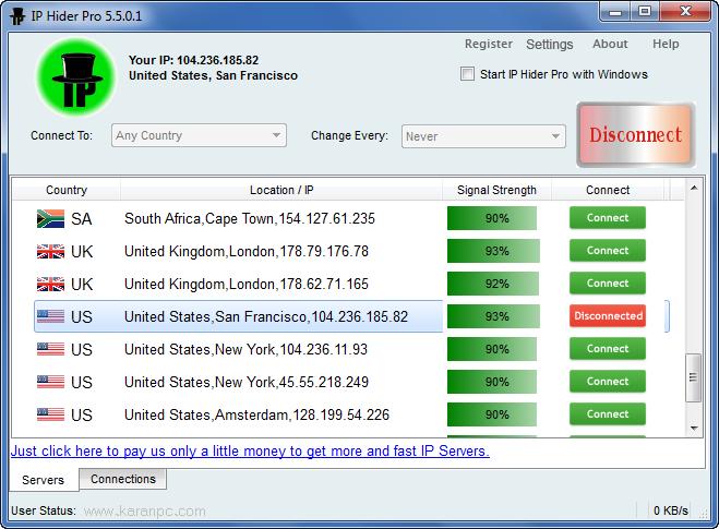 Get IP Hider Pro Final Crack