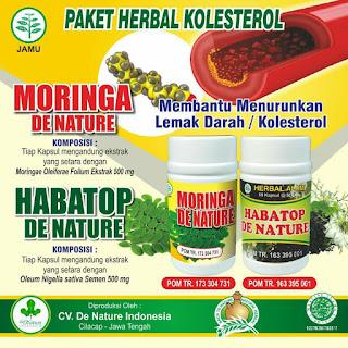 obat kolesterol,darah tinggi De Nature di Aceh Barat Daya