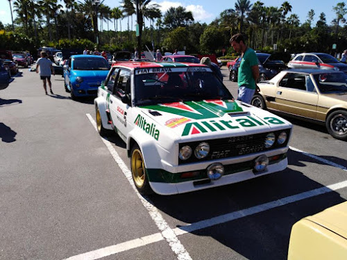 Fiat Abarth 131 at FreakOut