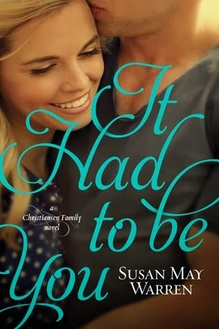 'It Had to Be You': A Charming Follow Up to Book One! Susan May Warren's It Had to You You book two in the Christiansen's. Text © Rissi JC