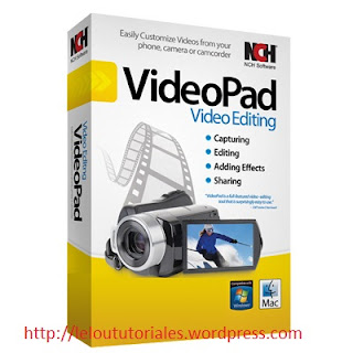 NCH VideoPad Video Editor Pro v4.31 + Crack [MEGA]