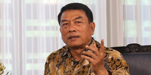Moeldoko Sebut HMI Kekanak-kanakan Ancam Adang Jokowi di Palembang