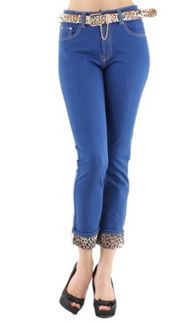 Lady Jean Campbell Is The Next Top British Model: Drafting Procedures Of Ladies Jeans (Narrow Bottom