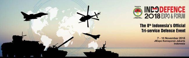 Indo Defence 2018 Diikuti 5 Negara