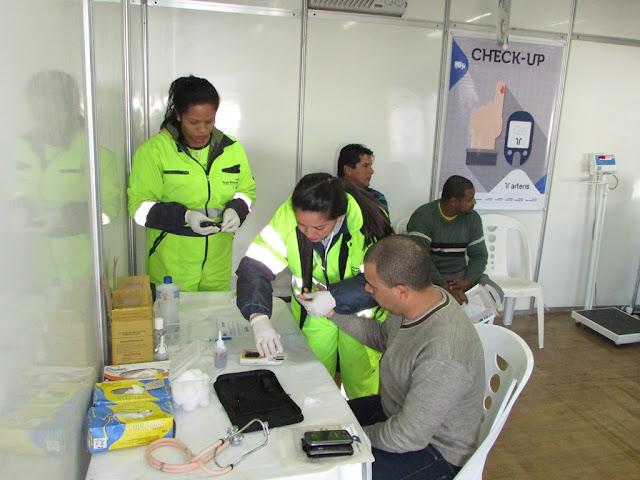 Saúde dos caminhoneiros é tema de campanha em Registro-SP