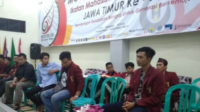 Andreas Susanto Resmi Pimpin IMM Jatim Periode 2018-2020