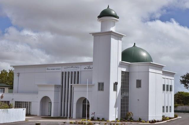 Masjid New Zealand Photo: AHMADIYYA MOSQUE: Baitul Muqeet