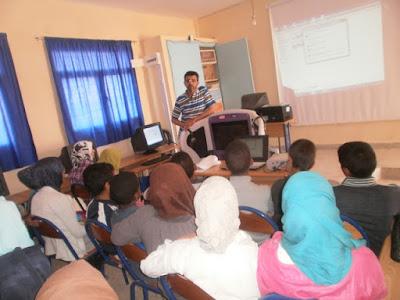 مجموعة مدارس فاصك تحتضن لقاءا تحسيسيا حول المسارات المهنية بالاعدادي
