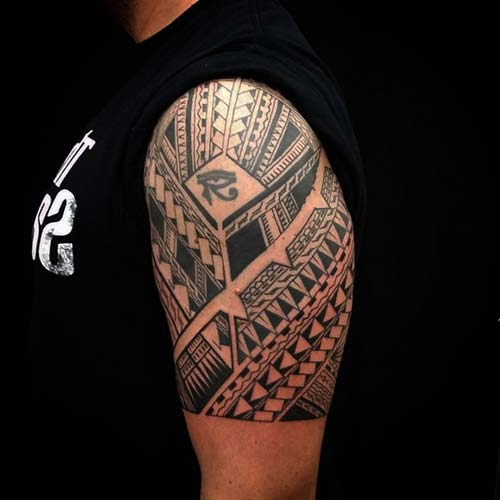 maori tribal dövmeler tattoos 5