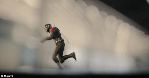 ant man best scene