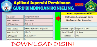 Contoh Program BK