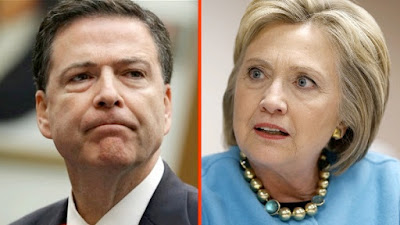 Why Comey didn't charge Hillary