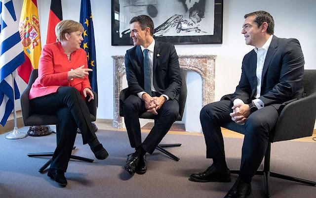 Ελλάδα και Ισπανία θα δέχονται επιστροφές προσφύγων από τη Γερμανία
