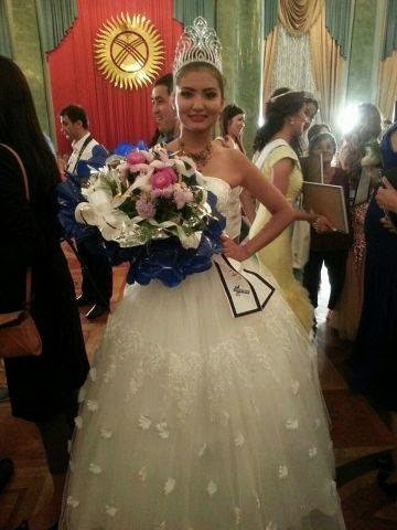 Miss International Kyrgyzstan 2014