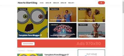 How to Start Blog Templates Blogger