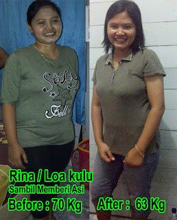 Ep. 8 Turun Berat Badan Alami | CURFIT WEIGHT LOSS JOURNEY | Mulai Diet