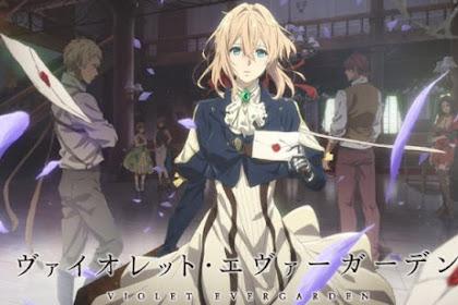 13 Anime Mirip Violet Evergarden