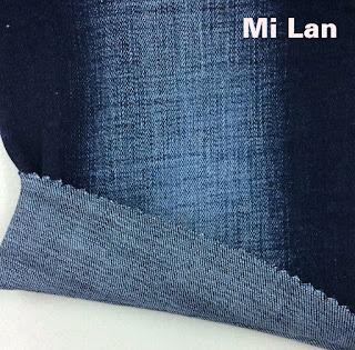 Vải Jean nam thun M33