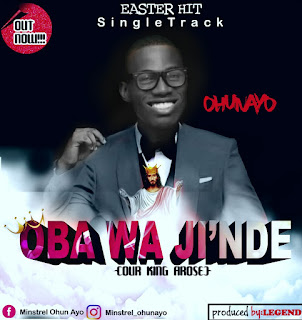 free download. Oba wa jinde by Minstrel Ohun Ayo