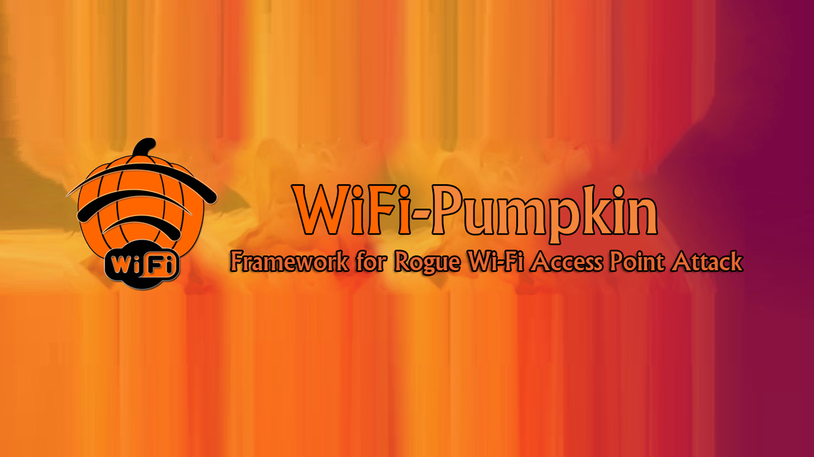 WiFi-Pumpkin - Framework for Rogue Wi-Fi Access Point Attack