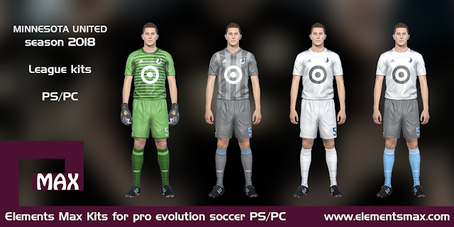 Minnesota United PES Kits
