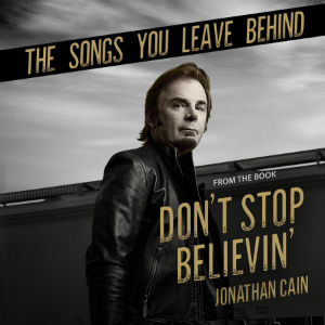 """The Songs You Leave Behind"" album by Jonathan Cain"
